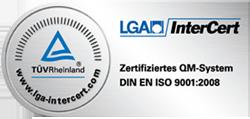 Zertifiziertes QM System