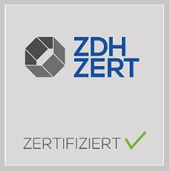 ZDH-ZERT Begutachtungspartner